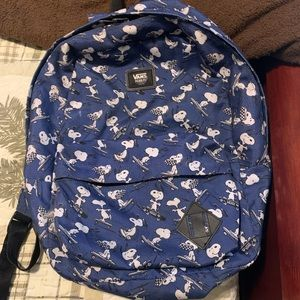 Vans X Peanut Backpack